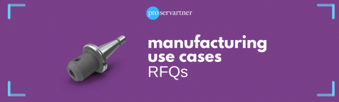 Manufacturing processes to automate: RFQs