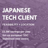 Japanese tech CLIENT