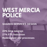 WEST MERCIA POLICE CASE STUDY