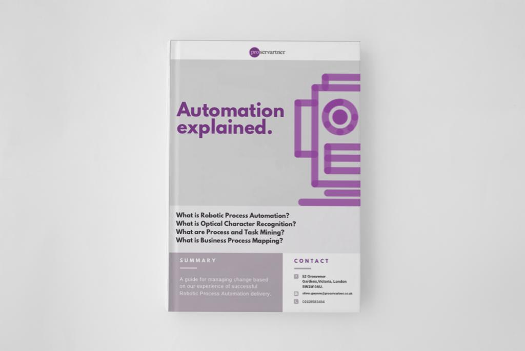 automation explained proservartner