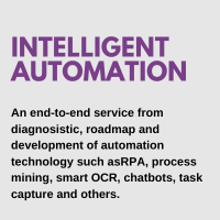 shared services intelligent automation