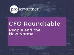 CFO Rountable event