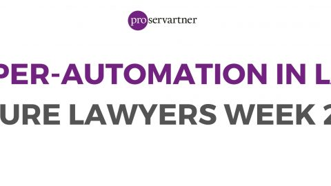 hyper automation in law - future lawyers week 2021